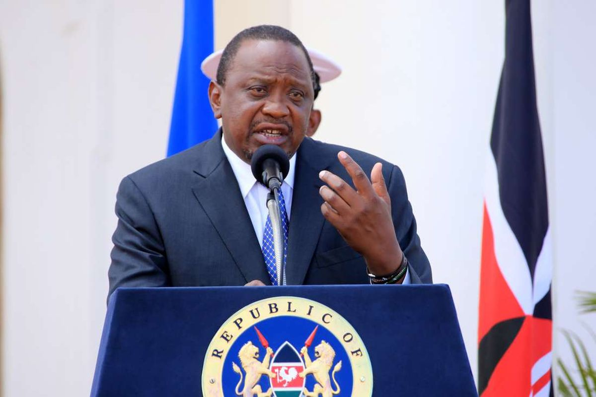 Uhuru's speeches reveal reality about government, the nation