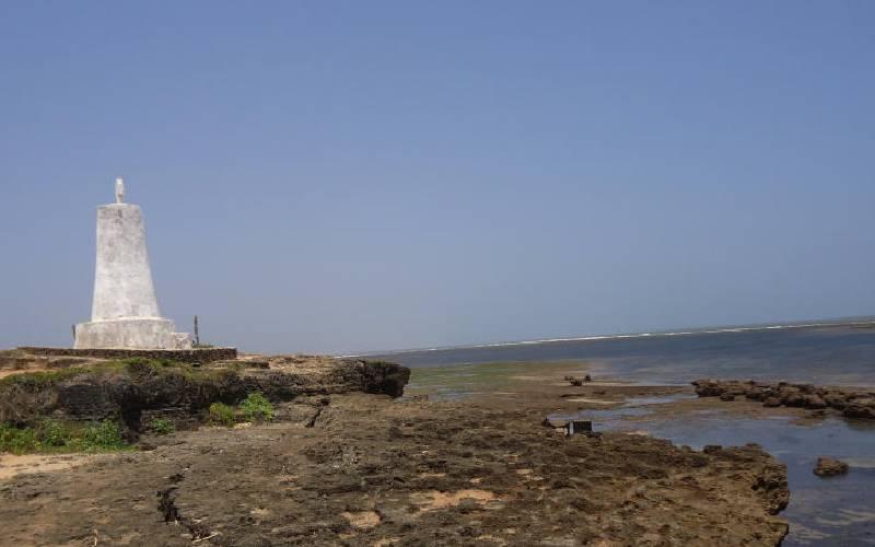 Vasco da Gama pillar: The Kenya, Portuguese link