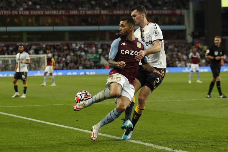 Villa end Everton's unbeaten start with 3-0 win