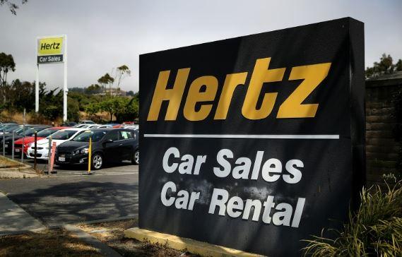 Virus-hit Hertz declares bankruptcy