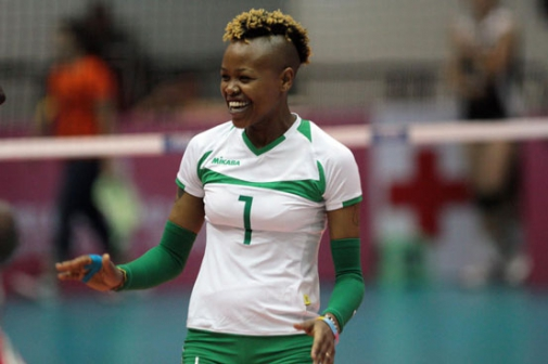 Volleyball poster girl Wacu postpones decision to retire