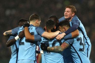 West Ham 0-5 Manchester City: Guardiola's men thrash West Ham in thrilling FA cup match