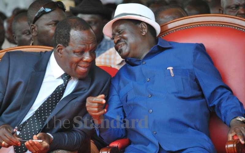 Western leaders issue demands, want Oparanya to deputise Raila
