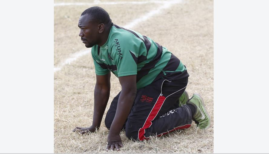 Why coach Oloo goes back to the grassroots in search of raw talent