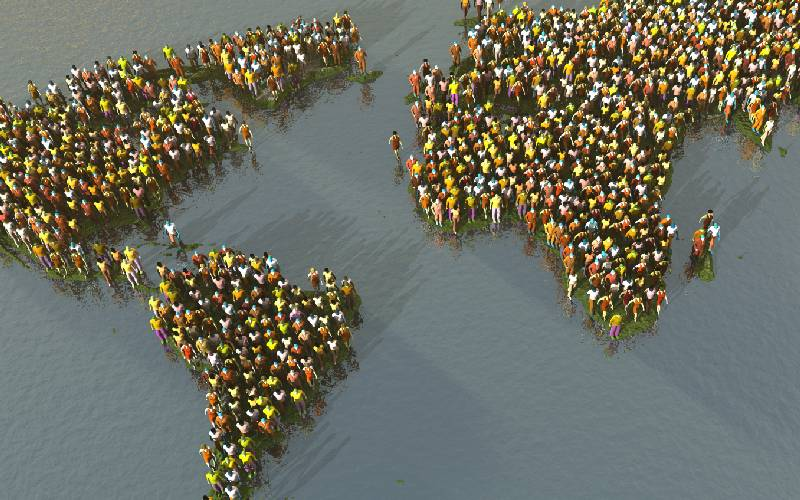 Why there is no need to worry about population increase