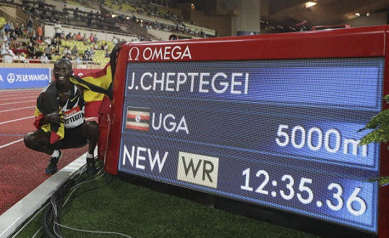 Why Uganda's Joshua Cheptegei is the real pearl of Africa