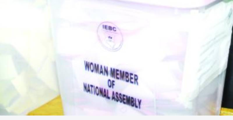 Will abolishing Woman Rep seat help cure gender rule headache?