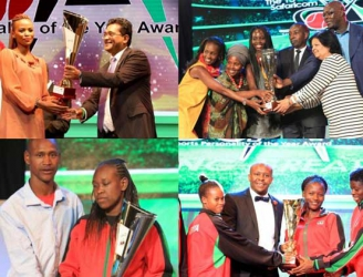 WINNER'S WORD: Cheruiyot's message to upcoming athlete as she bags her second SOYA overall title