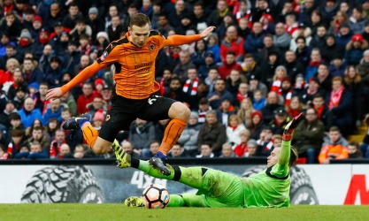 Wolves stun Liverpool in FA Cup