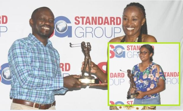 16-year-old Kaur defies odds to win Standard golf tournament