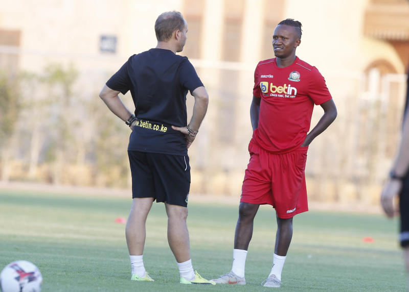 Kahata explains the difficulties he faced while trying to return to Tanzania for the league resumption