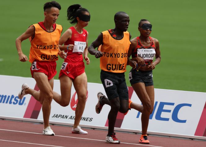 Paralympics: Nancy Koech qualifies for 1500m T11 finals as Mary Njoroge bows out