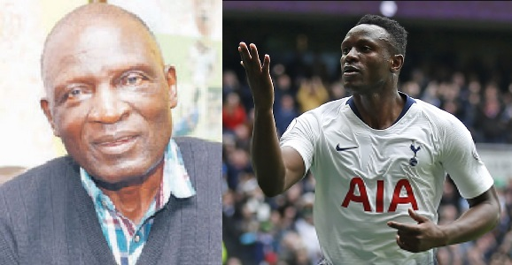 About Noah Wanyama as his son Victor Wanyama wishes him happy Father's Day