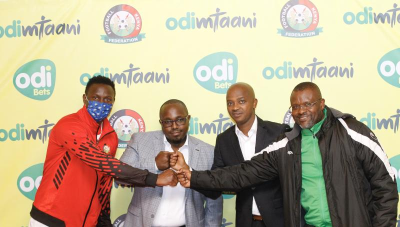 AFCON 2021: Harambee Stars' partners rally fans to support team