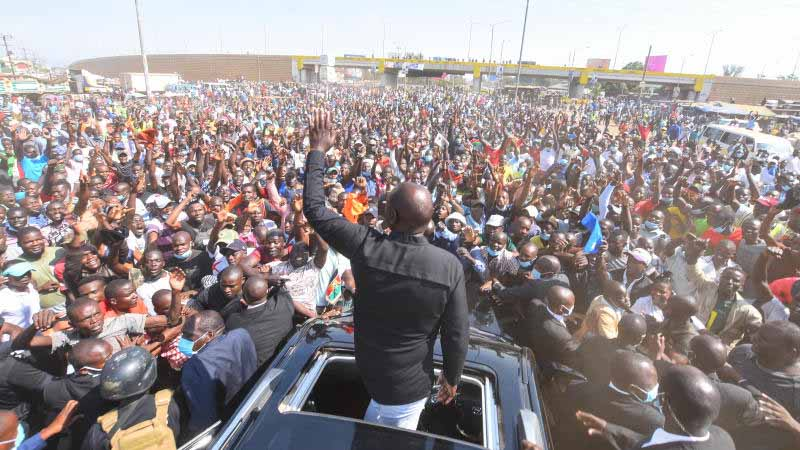 After party, Kisumu to feel reality of Covid