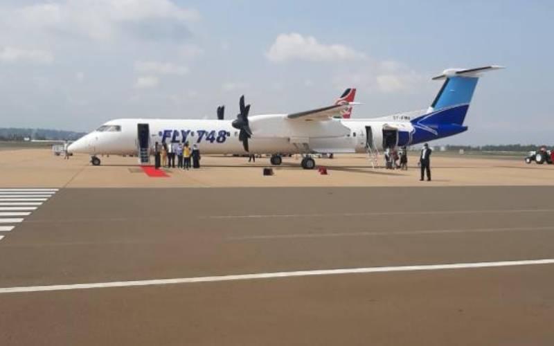 Airline launches cheaper flights on Nairobi, Kisumu route