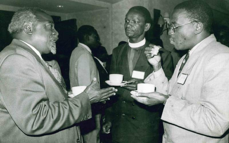 Akumu: A fiery politician who cleared path for trade unionism