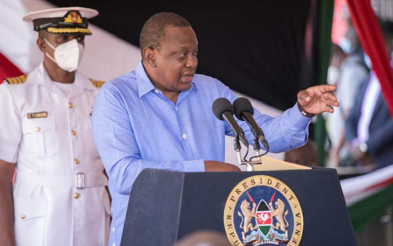 An anxious nation pins all its hopes on Uhuru