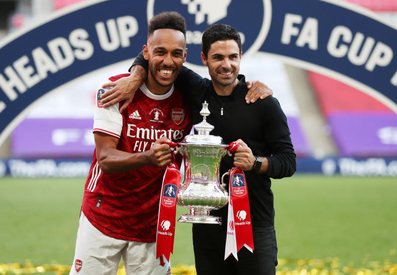 Arsenal captain Aubameyang drops fresh contract hint