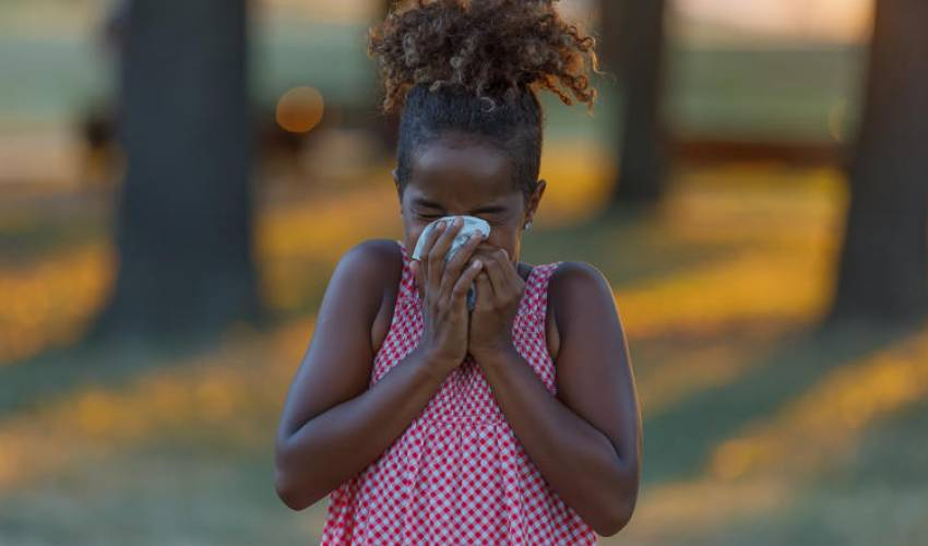 Atchooo! Why your child is down with flu