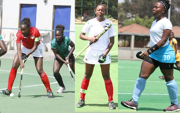 Athletes who pride in flying Kenyan flag in different sports