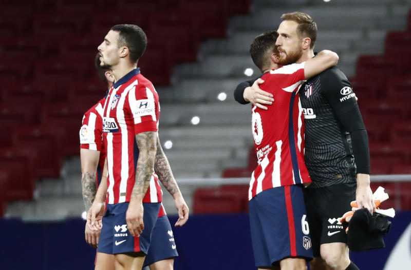 Atlético heartbeat away from LaLiga title