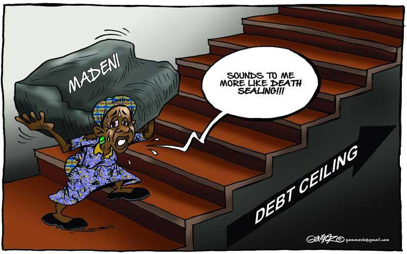 Bad borrowing habits back to haunt us