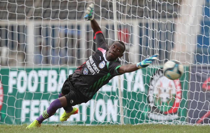 Bandari signs former KCB goalkeeper Okoth