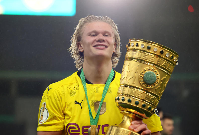 Bayern Munich chief rules out Erling Haaland transfer