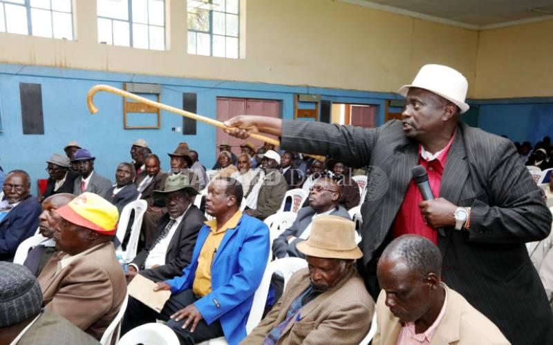 BBI: Irony of plan meant to unite Kenyans causing team headache
