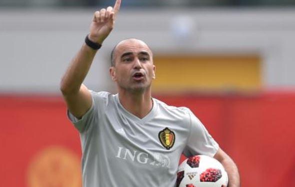 Belgium coach Martinez extends deal until 2022 World Cup
