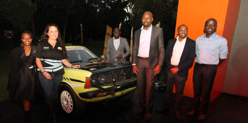 Bengi hopes to follow in footsteps of legends at Classic Safari Rally