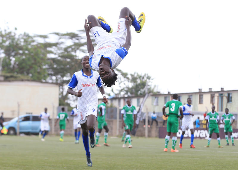 Bidco United finish third in FKF Cup
