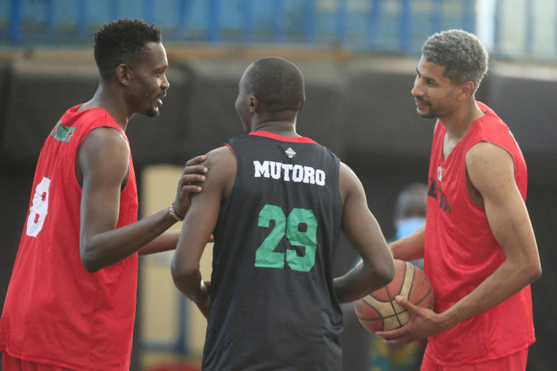 Boost for Morans as they jet out for AfroBasket qualifiers