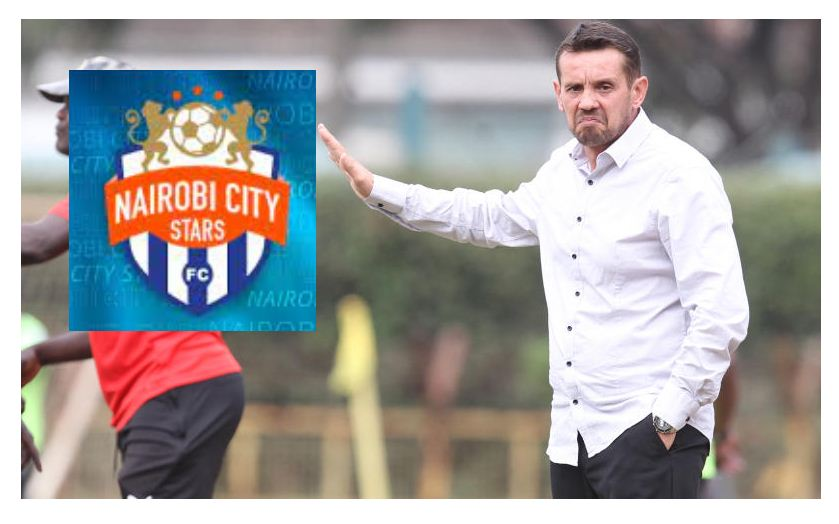 Bosnian tactician Sanjin Alagic parts ways with Nairobi City Stars