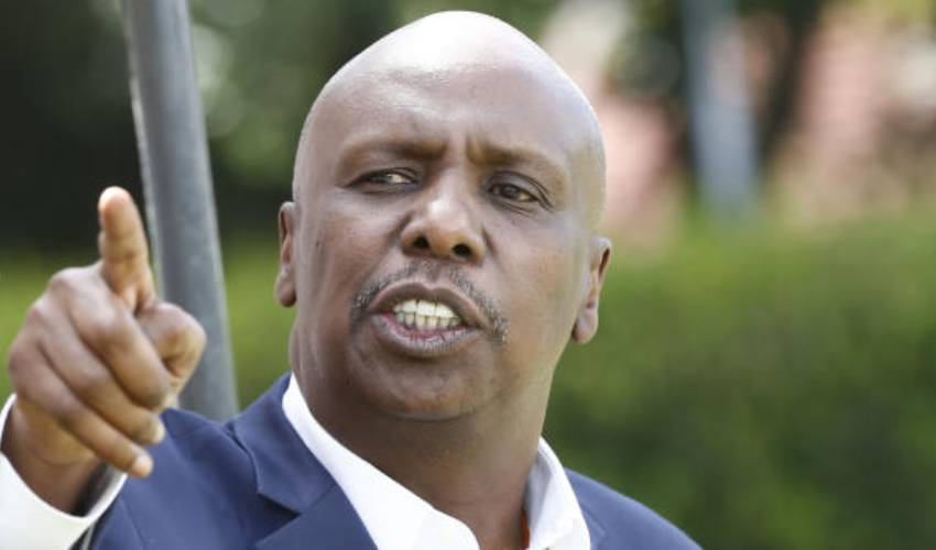 Buoyed by Kanu delegates endorsement Gideon takes vote hunt to Rift Valley