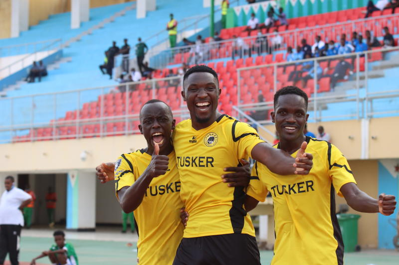 Caf Champions League: Tusker seek to have last laugh