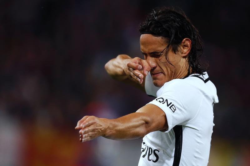 Cavani and Silva to leave Paris St Germain after Champions League campaign