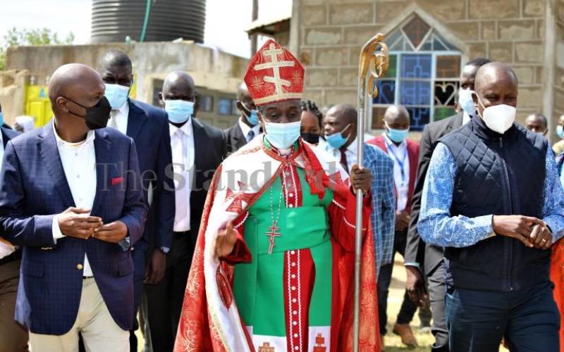 Gideon Moi asks Central leaders to join OKA