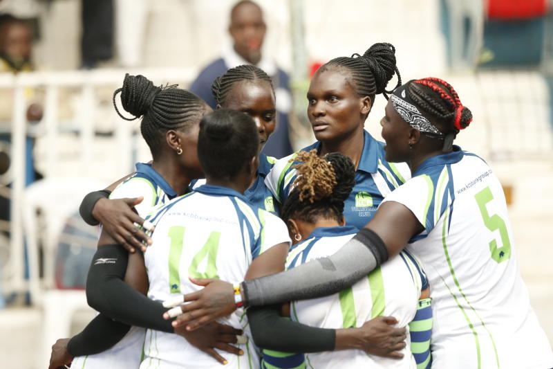 Champs GSU disarm rivals: Moim and Wisa looking forward to reunion with champions Kenya Prisons