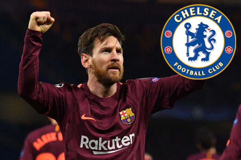 Chelsea 'in equation' to sign Lionel Messi