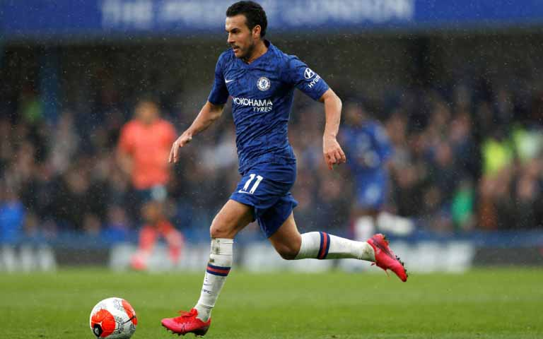 Chelsea player reveals difficulty of separation from children due to coronavirus