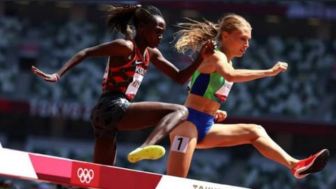 Chepkoech, Kiyeng through to steeplechase final as Korir disqualified in 400m men heats