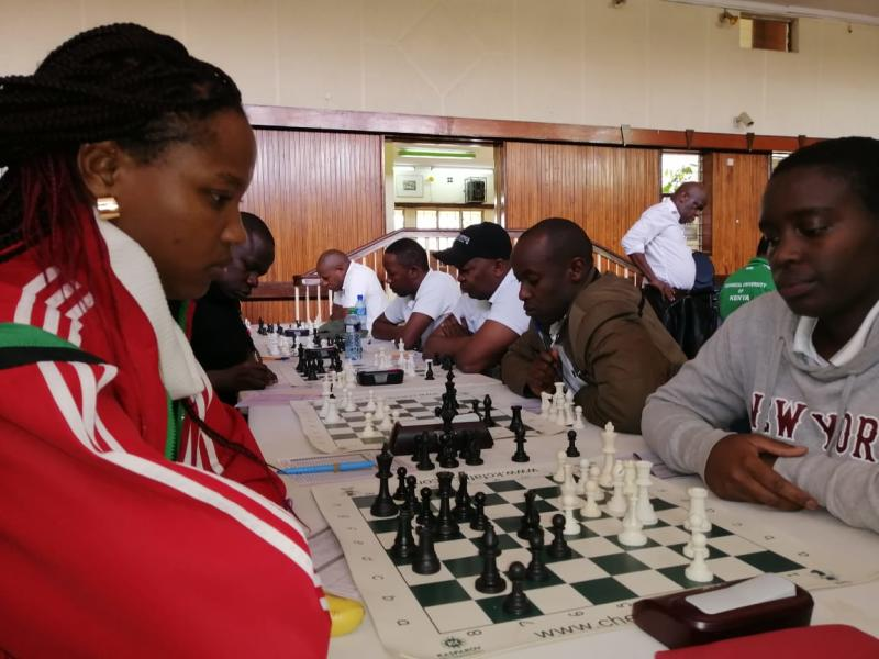 CHESS: Kenya finishes top of Africa at Online Olympiad for People Living with Disabilities