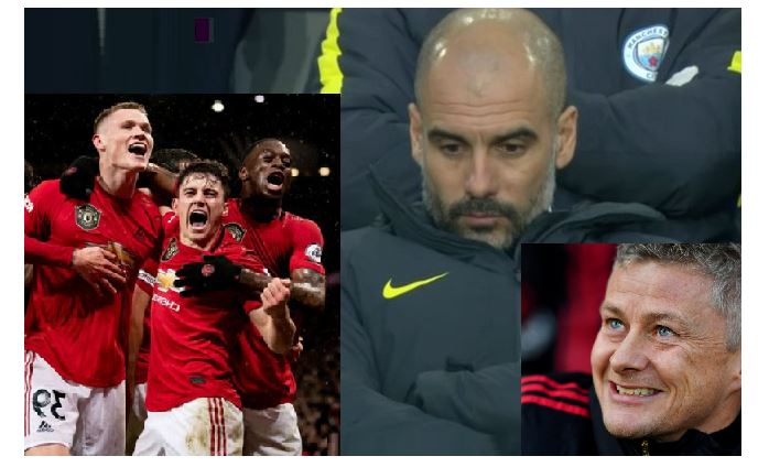 City boss Pep reveals why they were beaten by Utd as Ole Gunnar reacts to Manchester derby win