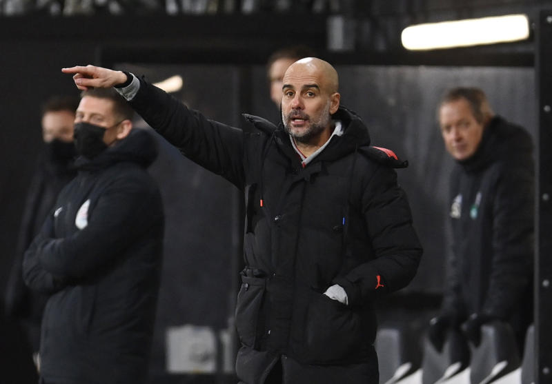 City go 17 points clear of Man United, Everton stumble in top-four race