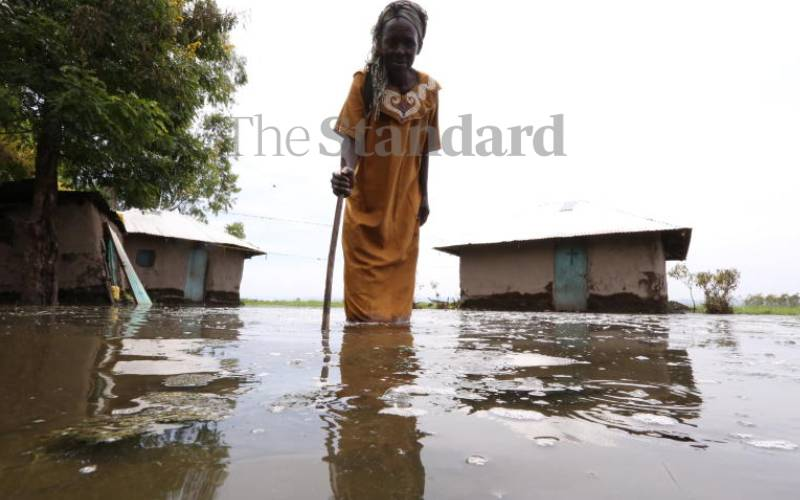 Climate change sounds dull, until rains fail, rivers run dry