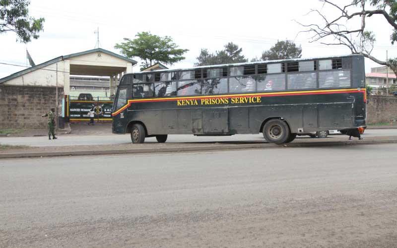 Coronavirus breaches Kenyan prison walls, 31 taken ill: The Standard