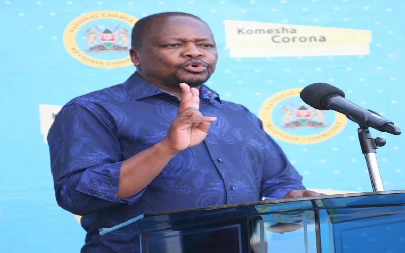 Covid-19: Kenya records 469 new cases, 29 deaths