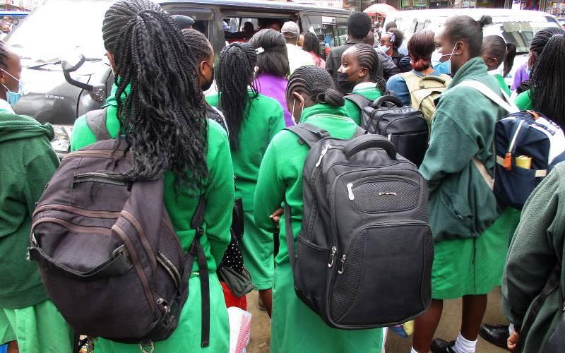 Covid 19: Teachers' dilemma as Form Ones join schools